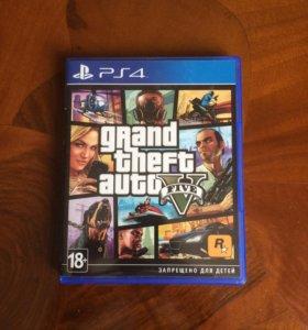 GTA5 на PS4 (ГТА5)