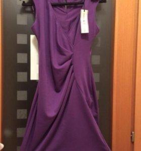 Платье НОВОЕ, стильное 46-48