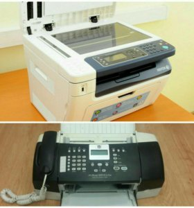WorkCentre 3045 и HP OfficeJet 4355 All-in-One