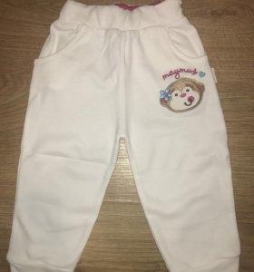 Штаны для малышей из Турции
