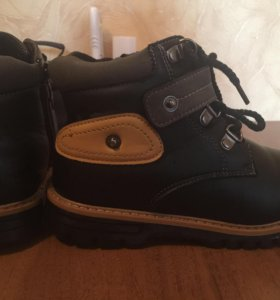 Обувь осень