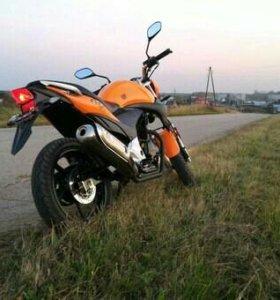 Мотоцикл Stels flex 250 год 2014