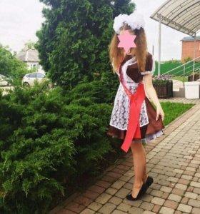 Платье (школьная форма)