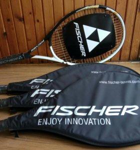 Ракетки для б/тенниса Fischer Action Сontrol, нов.