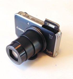 Фотоаппарат Canon SX 210 iS