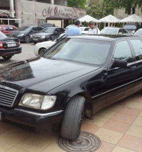 Продаю Мерседес W140