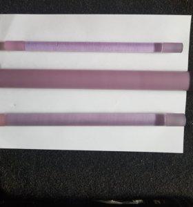 Рубиновый стержень для лазера