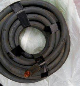 Сварочный кабель 50кг.