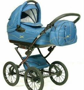 Детская коляска Tako Balilla Jeans 2 в 1