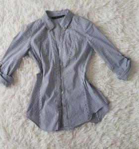 Zara, bershka: два платья и блузка
