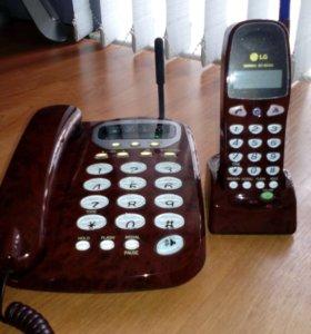 Продам радиотелефон Л Ж