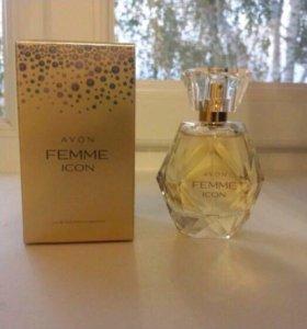 Парфюмерная вода Avon Femme Iron
