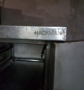 Шкафы нерж. Hackman
