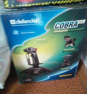 Джостик Defender Cobra R4