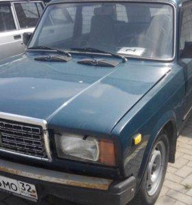 ВАЗ 2107 (2005 год выпуска)