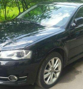 Audi A3, июнь 2012