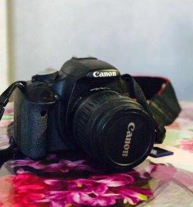 Зеркалка Canon 500D Kit 18-55