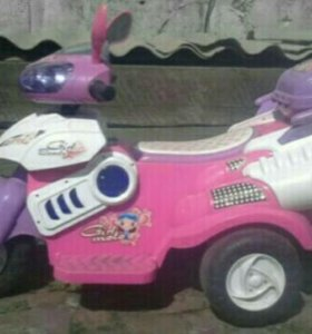 Детский мотоцикл на акомуляторе