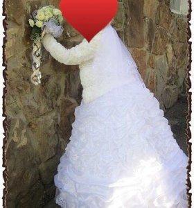 Свадебное платье!!!!