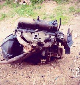 Двигатель ГАЗели 402 карбюратор