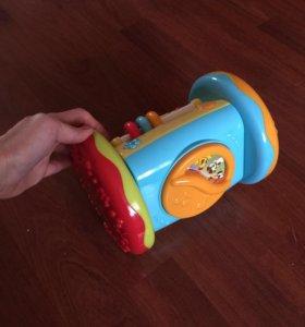Развивающая музыкальная игрушка