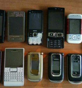 Nokia и Sony Ericsson