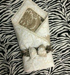 Выписное одеяло, одеяло на выписку