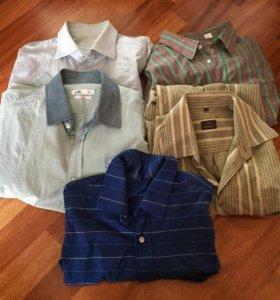 Рубашки 5 штук