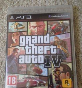 GTA lV для PS3