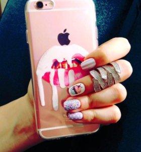 Чехол для iPhone 6 с Kylie