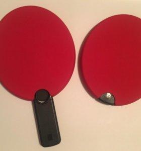 Складные ракетки для настольного тенниса