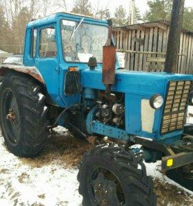Трактор МТЗ -82