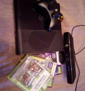 Продам Xbox 360+ 50 игр