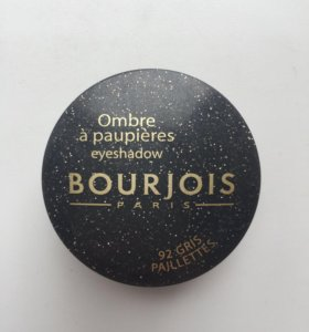 Тени Bourjois Paris