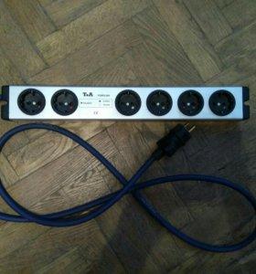 Консоль питания сетевой фильтр T+A Power Bar 2+4