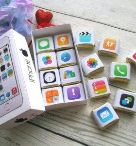 Шокобокс IPhone