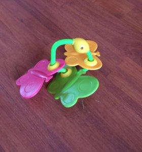 Игрушка-прорезыватель бабочки