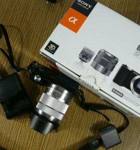 Sony nex-5 беззеркалка