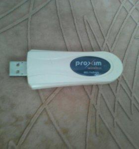 Usb адаптер Proxim wireless orinoco 802.11 a/b/g/n
