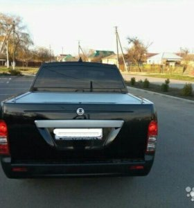 SsangYong Actyon Sports 2.0AT, 2010, пикап