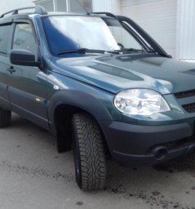 Chevrolet Niva (2015 года выпуска)