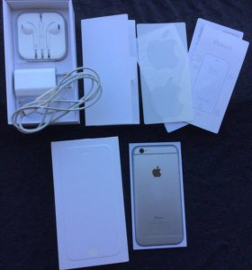 iPhone 6 Silver РСТ