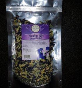 Синий чай АНЧАН из Тайладна