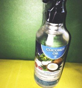 Тайское кокосовое масло для кожи и волос