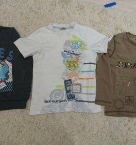 Одежда для мальчика 122р 900 за всё