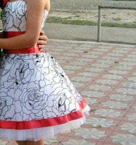 Продаю выпускное платье.