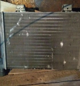 Радиатор на ВАЗ 2103-2107