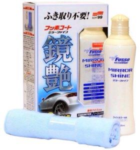 Защитная полироль Soft99