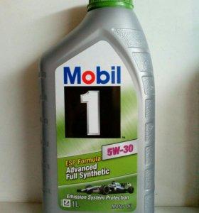 Масло моторное Mobil ESP Formula 5W-30