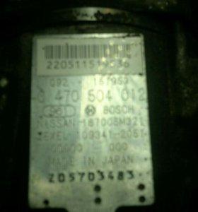 ТНВД Nissan Almera N16 2,2TD 0470504012 0986444013
